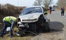 Opération de sensibilisation aux dangers des accidents de la circulation