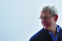 Le patron d'Apple veut donner sa fortune à des associations caritatives