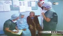 L'AMDAM au chevet des malades de  Tahanaoute dans la province d'Al Haouz