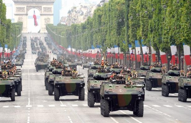 Les festivals à voir une fois dans sa vie : Festivités du 14 juillet (France)