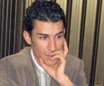 Mounir Bensalah fondateur du  Mouvement Anfass démocratique