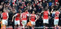 Arsenal nouveau dauphin