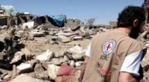 Le CICR confronté à des  problèmes logistiques pour  acheminer de l'aide au Yémen