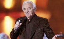 Nouvel album de l'infatigable Charles Aznavour
