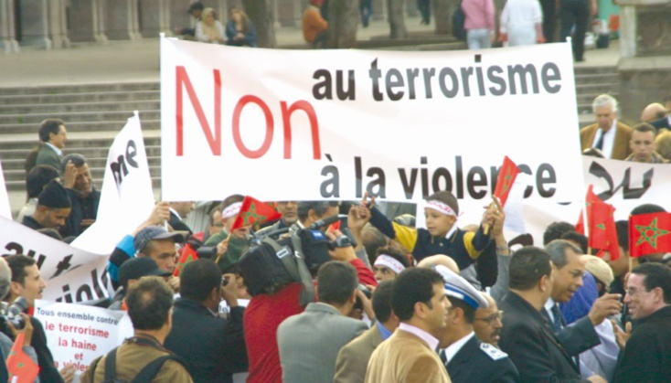 Les socialistes marocains se mobilisent contre les menaces terroristes visant leurs emblèmes et militants