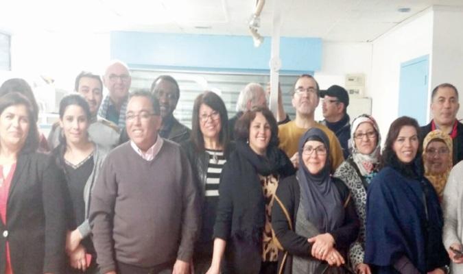 Aux élections cantonales d'Amiens, la socialiste d'origine  marocaine, Zohra Darras, bat à plate couture le candidat du FN