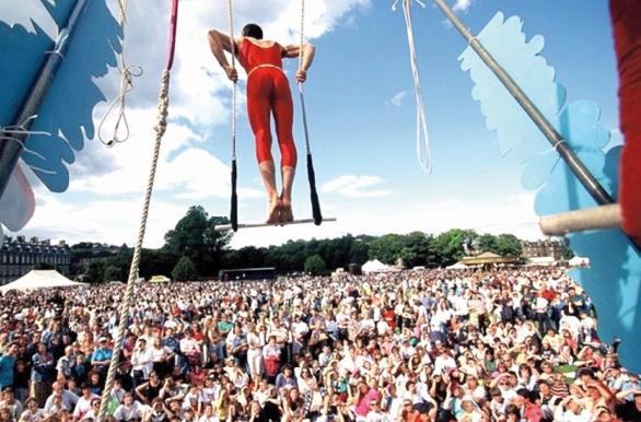 Les festivals à voir une fois dans sa vie : Festival Fringe d'Edimbourg (Ecosse)