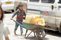 Situation humanitaire catastrophique à Aden