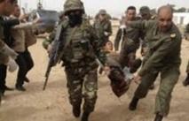 Quatre soldats tués et huit blessés dans une attaque  terroriste en Tunisie