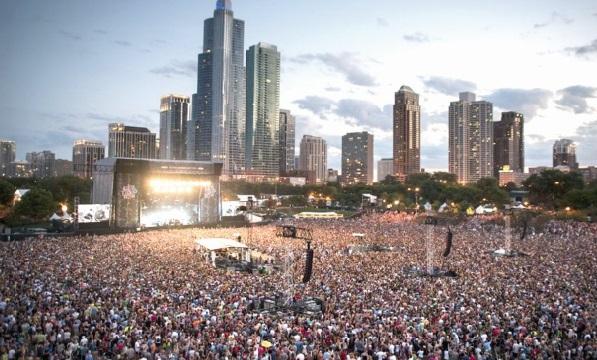 Les festivals à voir une fois dans sa vie : Lollapalooza (Etats-Unis)