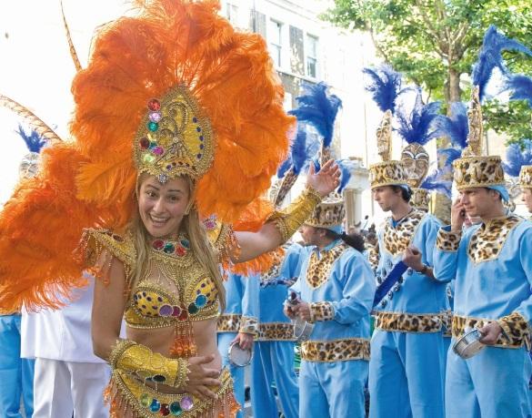 Les festivals à voir une fois dans sa vie : Carnaval de Notting Hill (Grande-Bretagne)