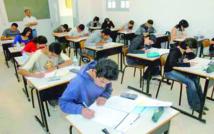 Actualisation des données des élèves candidats à l'examen du baccalauréat
