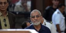 Peine de mort confirmée pour le chef des Frères musulmans en Egypte