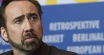"Nicolas Cage présent au ""Caftan 2015"""