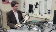 Un exosquelette pour marcher sans s'épuiser