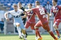 La Lazio double l'AS Rome