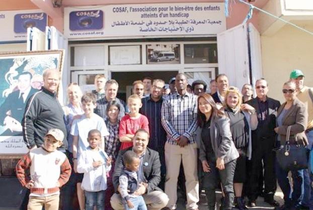 Nouveau projet éducatif de la COSAF  au profit des enfants à besoins spécifiques