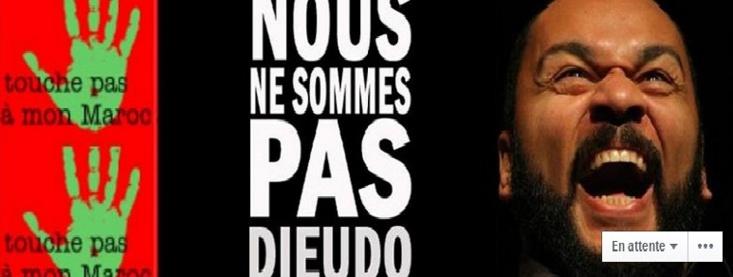 """Les relents de """"la bête immonde""""  de Dieudonné prochainement à Casablanca"""