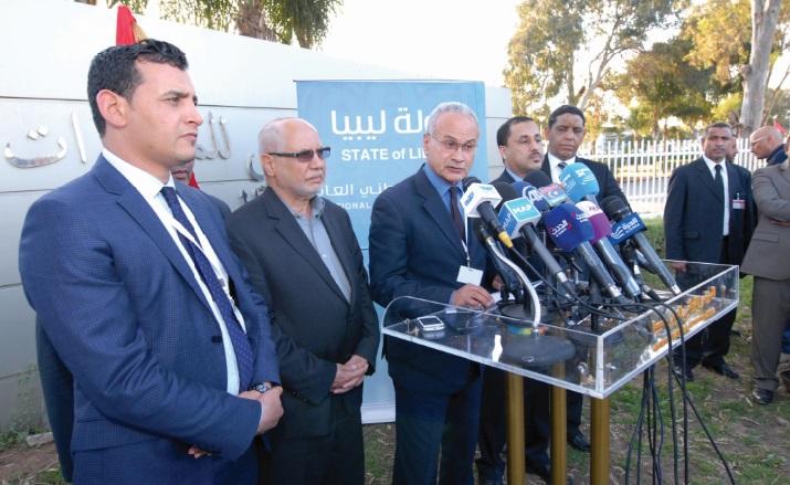 Pourparlers inter-libyens de la dernière chance à Skhirat