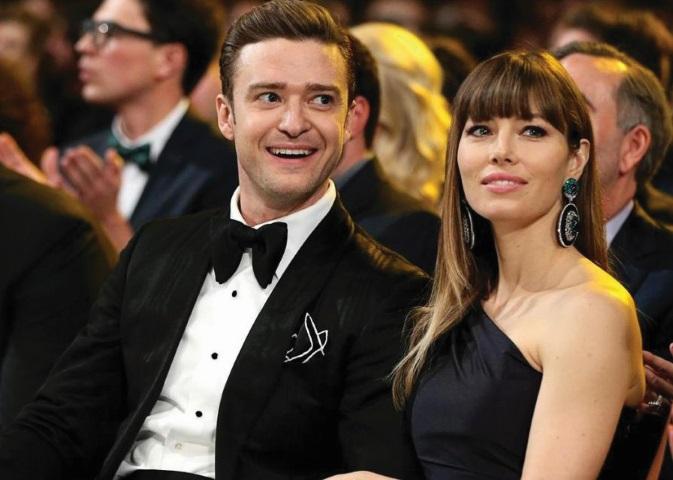 Justin Timberlake et Jessica Biel, parents d'un garçon