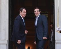 Tsipras pense conclure  un accord sur la dette de la Grèce