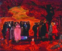 L'hyperréalisme soviétique renaît pour une exposition à Moscou