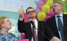 Victoire du Parti du centre en Finlande