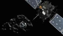 Le noyau de la comète Tchouri n'a pas de champ magnétique