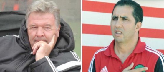 Guerre de déclarations entre Toschak et Benabicha