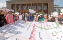 Plaidoyer pour la parité homme-femme au Maroc