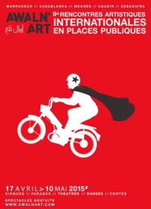 Marrakech accueille la 9ème édition du Festival Awaln'art