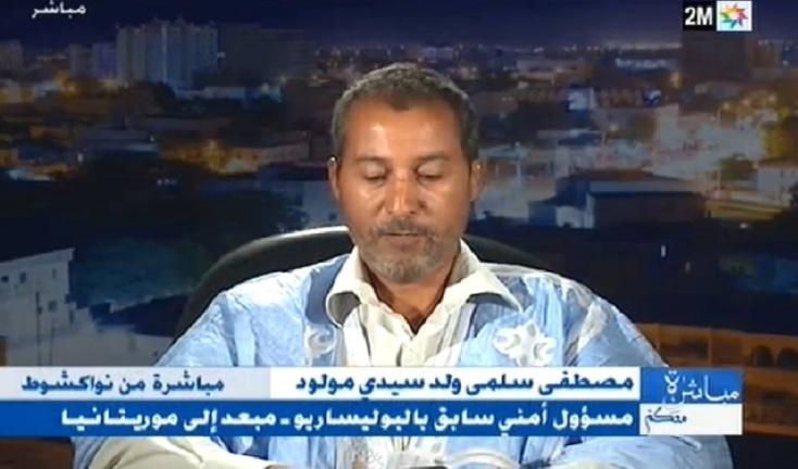 Ould Salma appelle à l'organisation d'un recensement dans les camps de Tindouf