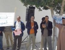 Les habitants de Tamanar protestent contre  leur enclavement