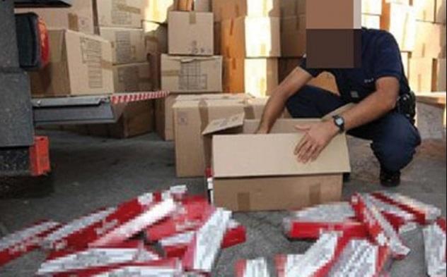 Intensification de la lutte contre la contrebande