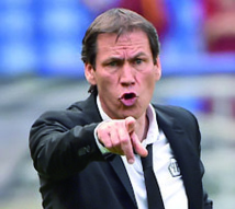 Garcia: Rien n'est perdu pour l'AS Rome