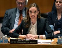 Angelina Jolie critique l'impuissance de l'ONU à mettre fin au conflit syrien