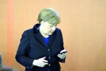 Angela Merkel pressée de  s'excuser à propos du scandale  des écoutes