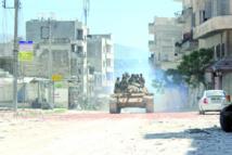 L'armée syrienne et les islamistes s'affrontent violemment dans  la province de Lattaquié