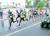 Trois compétitions au menu du marathon vert d'Agadir 2016
