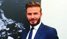 David Beckham fête ses 40 ans à Marrakech