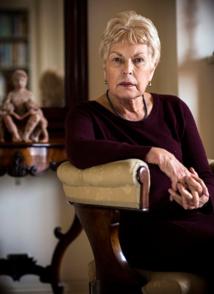 Ruth Rendell, grande dame du crime