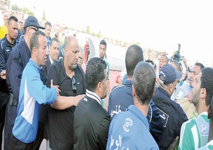 Hassan El Hmmar, le président de Sétif, celui qui a tout déclenché.