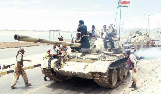 Des soldats de la coalition déployés pour la première fois au Yémen