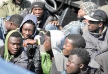 Quelque 5.800 migrants secourus ce week-end en Méditerranée