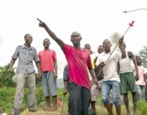 Quatre manifestants tués au Burundi par la police