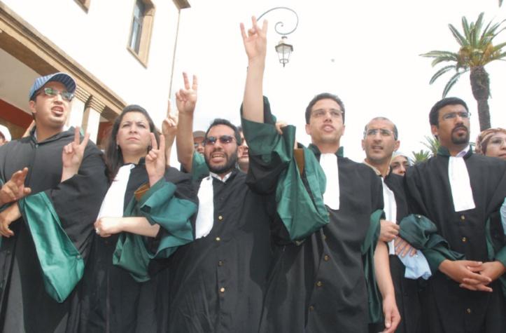 Les fonctionnaires de la Justice crient à l'injustice