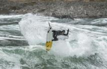 Insolite : Surfeurs de l'extrême