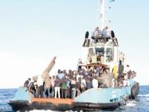 Multiplication des tentatives d'immigration clandestine des côtes libyennes vers l'Europe