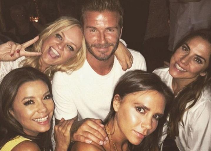 David Beckham, bien entouré pour son anniversaire à Marrakech