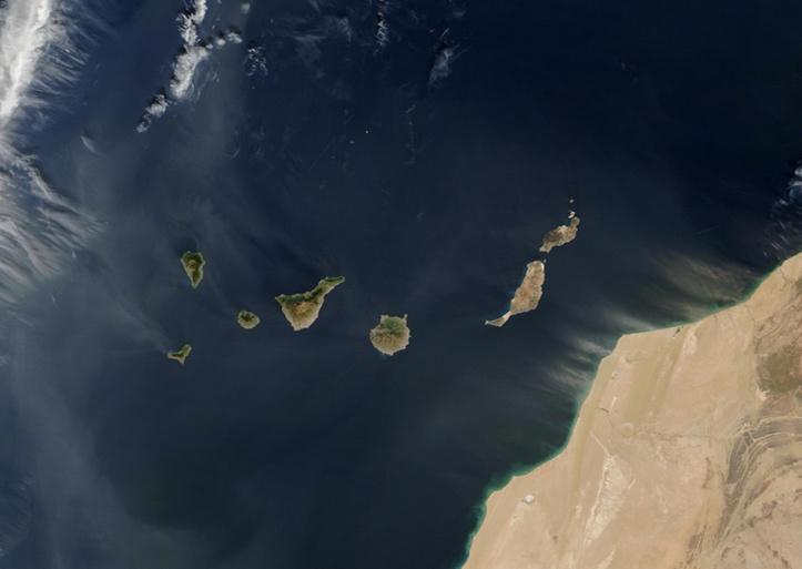 Rififi autour des frontières maritimes séparant les Canaries du Maroc